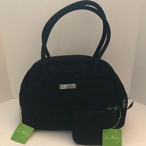 NWT-  Vera Bradley Medium Bowler purse